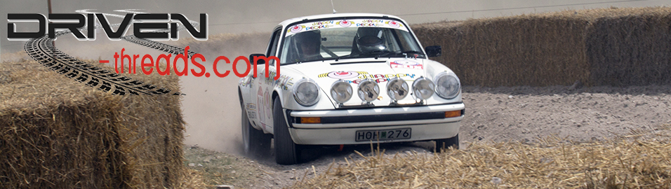 Rally Gods in Action at Goodwood